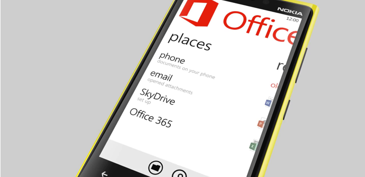 Office για Windows Phone
